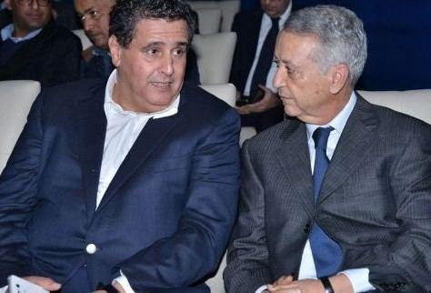 أخنوش وساجد وعرشان يدعمون المالكي