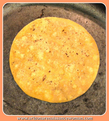 Tortillas for Pecan-Crusted Catfish Tacos with Meunière Aioli and Spicy Tomato and Herb Salsa