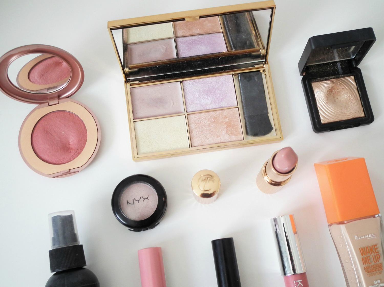 Summer 2016 Makeup Favourites