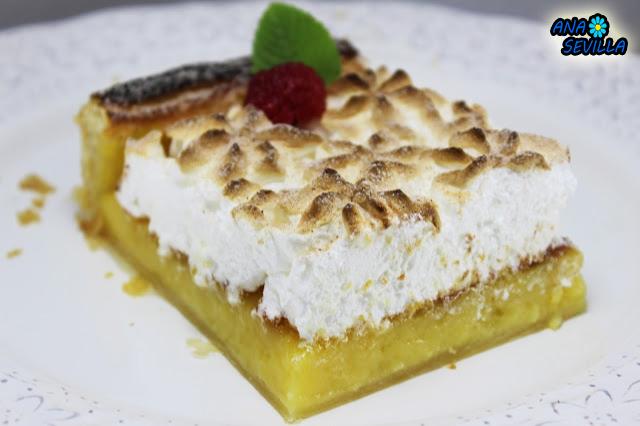 Belem Pie (Tarta de Belem) Ana Sevilla cocina tradicional
