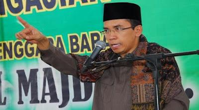 Ahok Berkilah Soal Penghinaan Al Quran, Gubernur NTB : Tidak Perlu Pembenaran Diri, Semua Muslim Paham!
