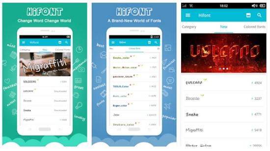 aplikasi mengganti font bawaan android