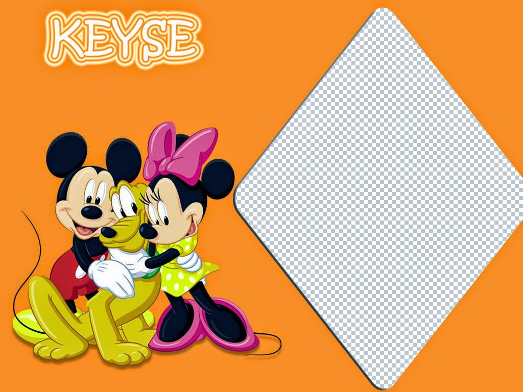Mickey And Friends Free Printable Cards Invitations Or