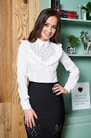 Camasa LaDonna Style Love White