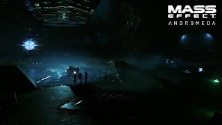 Mass Effect Andromeda iOS Wallpaper