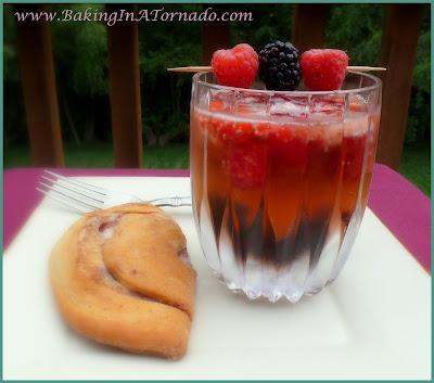 Berry Ricotta Cinnamon Turnover |  www.BakingInATornado.com