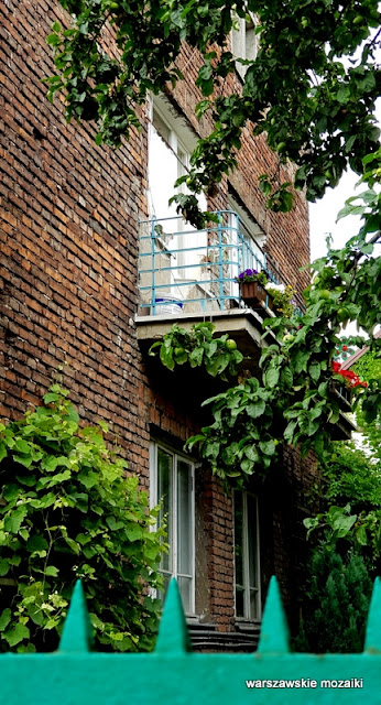 warszawa warsaw stary mokotów kamienice warszawskie kamienice architektura ulice warszawy