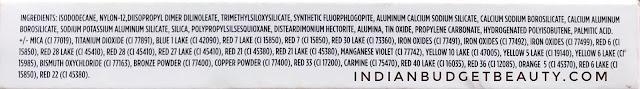 Colourpop Lumiere 2 Ultra Matte Lip ingredients