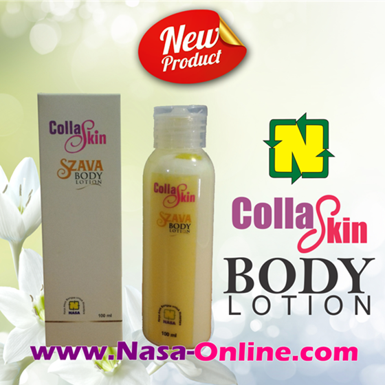 CollaSkin Body Lotion NASA Dengan Collagen