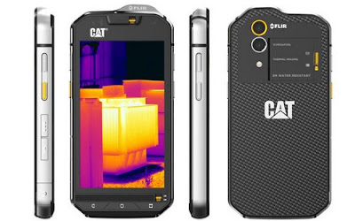 7 Strange Looking Phones in the World with amazing Features, CAT S60