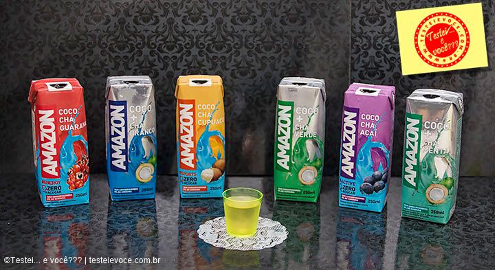 Bebidas: AMAzon Beverages refresca o seu dia!