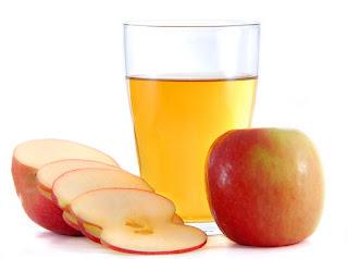 cara menghilangkan kelemumur cuka sider epal atau apple cider vinegar