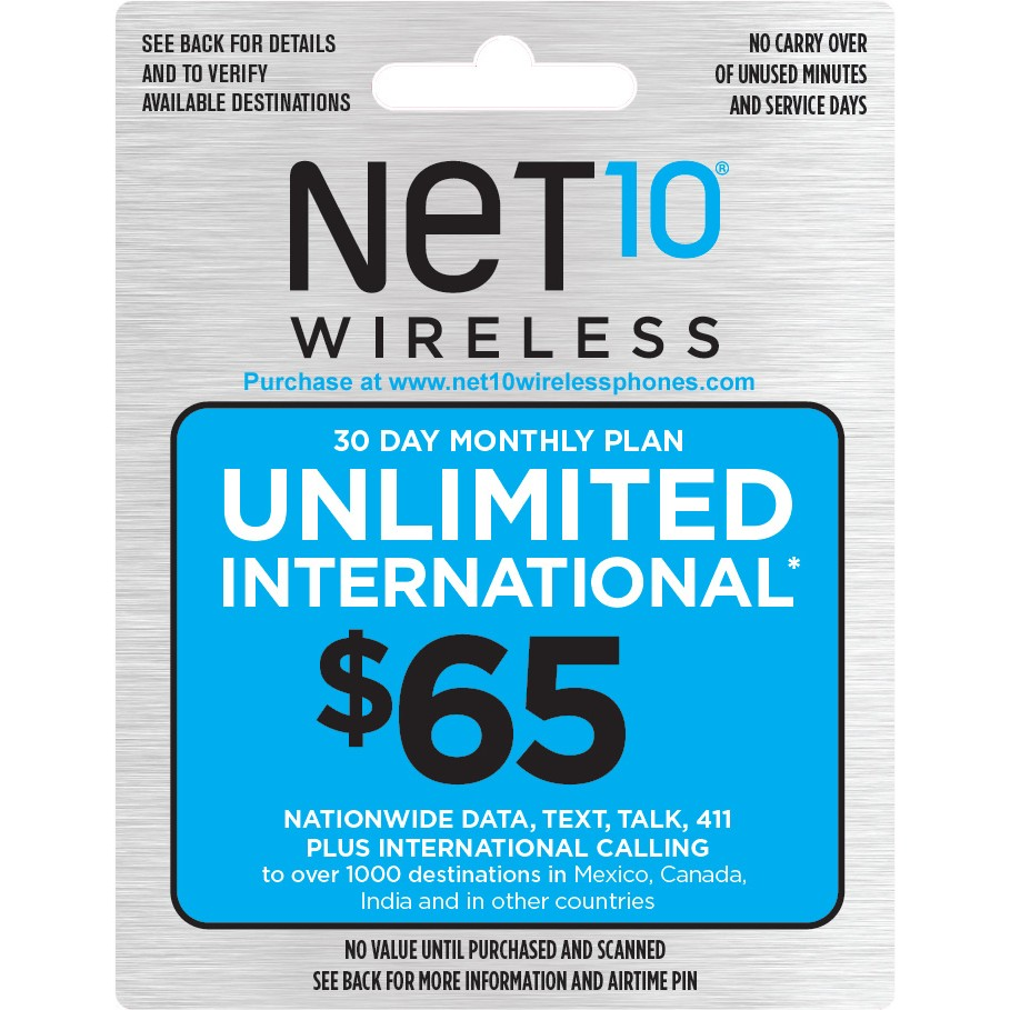 NET10 to Limit International Calls On Its Unlimited