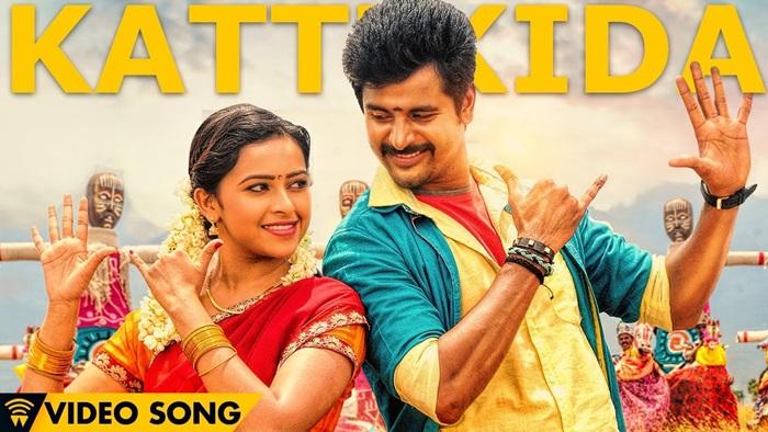 Kattikida Video Song Download Kaaki Sattai 2015 Tamil