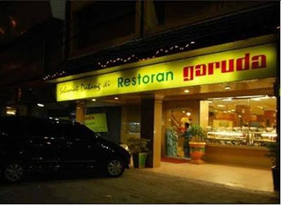 Restoran Garuda VIII