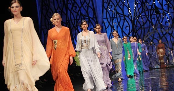 The Fashion Industry In The Persian Gulf Gcc