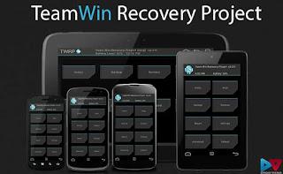 Tutorial Cara Install Custom ROM Menggunakan TWRP untuk Semua Jenis Smartphone Raja Tutorial