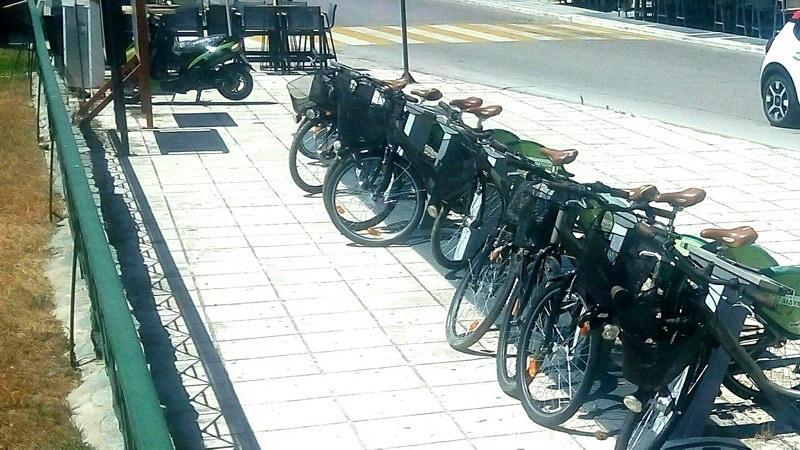 Δωρεάν χρήση ποδηλάτων τελευταίας γενιάς για τους κατοίκους και τους επισκέπτες του Διδυμοτείχου