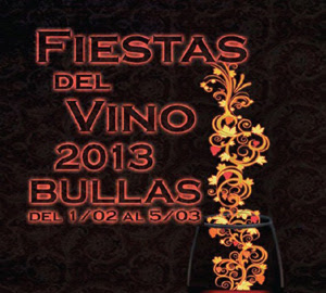 WINE NEWS: Fiestas del Vino en Bullas, Murcia 1