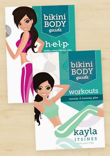 BBG, Kayla Itsines, Bikini Body Guide