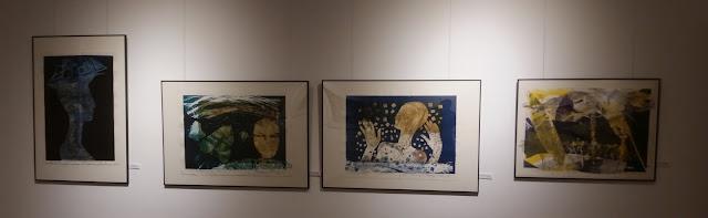 אומנות רומנית מודרנית תערוכה זמנית במוזיאון