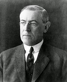 http://en.wikipedia.org/wiki/Woodrow_Wilson