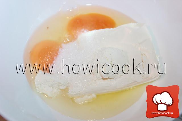 рецепт лапшевника с творогом с пошаговыми фото