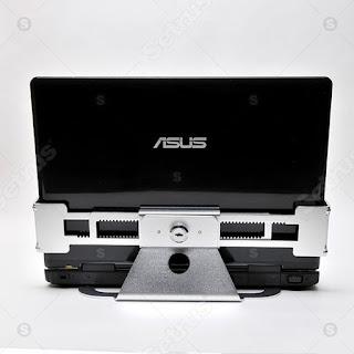 Khóa chống trộm laptop UPG - KM -LS100
