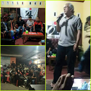 Harmonisasi Harus Dijaga, Silaturahmi Iwan Fals Bersama Oi Makassar