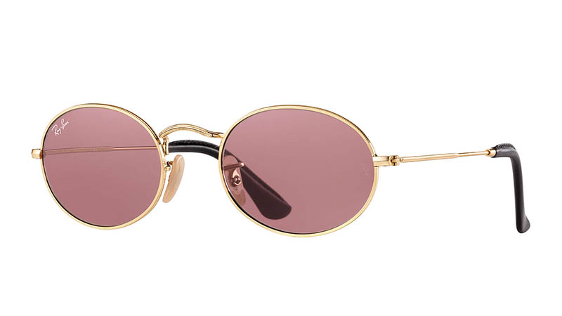Ray-Ban x Peggy Gou Oval Sunglasses