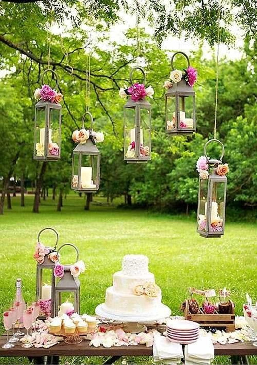 green wedding ideas wedding lamps and wedding cakes