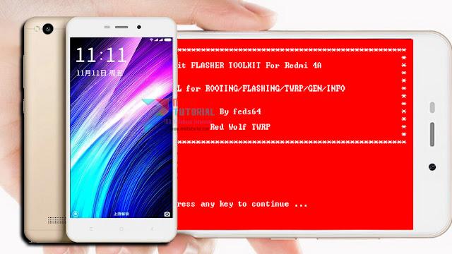 Sedang Mencari Custom TWRP Recovery untuk Xiaomi Redmi 4A Bisa OTA Miui? Coba TWRP RedWolf Ini: Fitur 11-12 ZCX