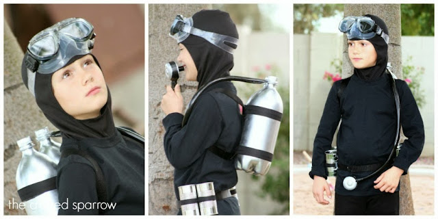 DIY-Scuba-Diver-&-Shark-Costume