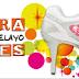 Carrera de tacones de la Calle Pelayo. Fiestas del orgullo Gay en Madrid 2011