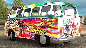 Hippie Van for AI traffic (v2)
