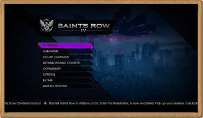 Saints Row 4 PC Games