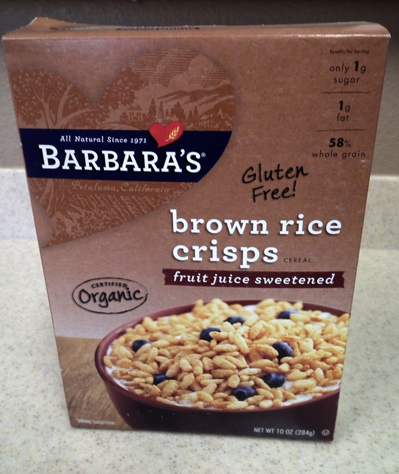 Ranch Wife: Gluten-Free NO MARSHMELLOW Chocolate Rice