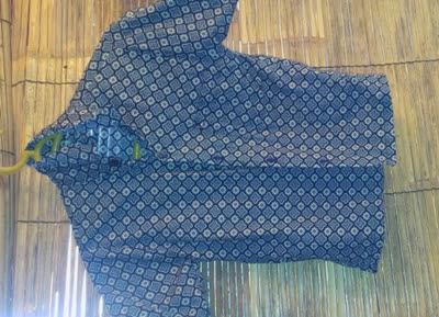 model baju batik seragam sekolah SD