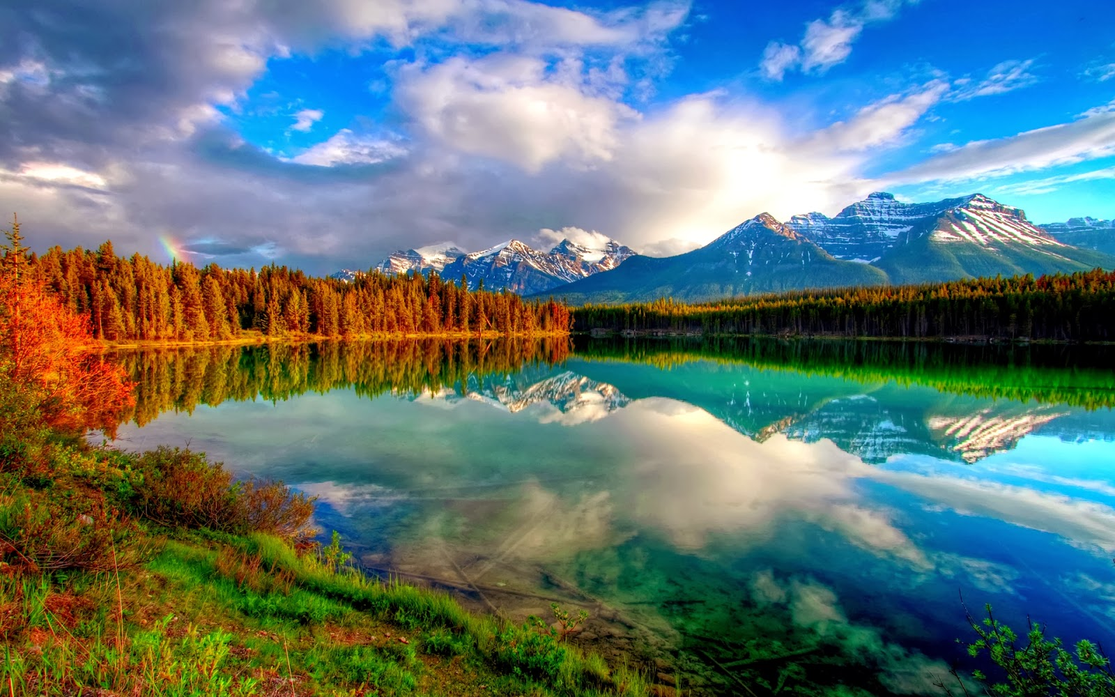 WOW: Beautiful Mountain Lakes Wallpaper, Download Lakes HD