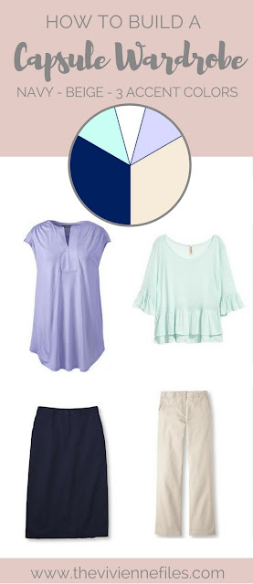 What Accent Colors go with Navy and Beige? I Have a Dozen Ideas!