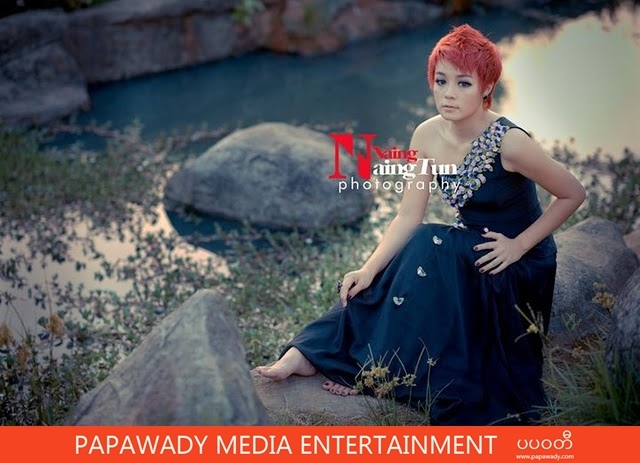 Myanmar Actress Phway Phway In Action : Popular 10 Pictures