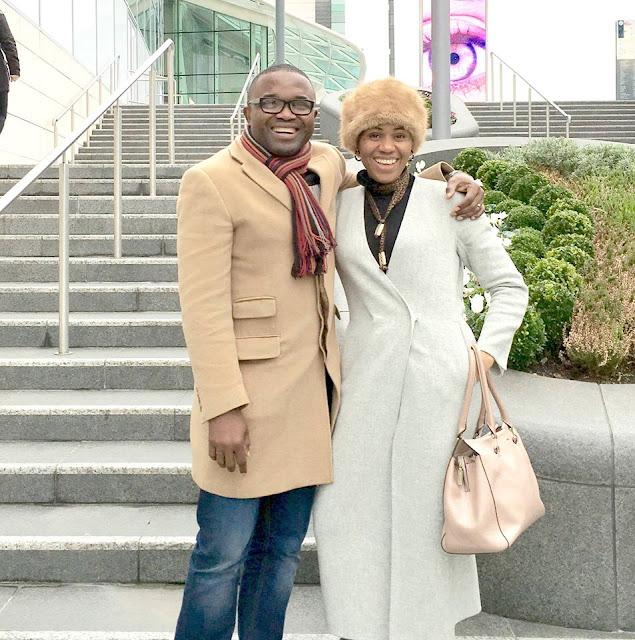 Obi Emelonye and Wife Celebrates 15 Years Anniversary