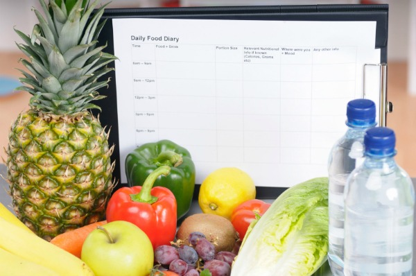 Write What You Eat - Keeping a Food Diary for Weight Loss