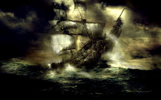 Navio Fantasma - Ghost Ship