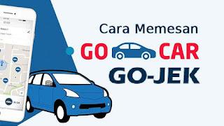 Cara Memesan Go Car
