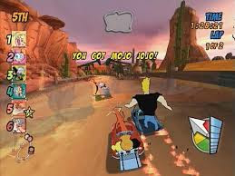 Free Download Cartoon Network Racing PS2 ISO For PC Full Version ZGASPC