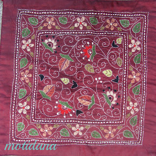 kantha embroidery , Indian Embroidery