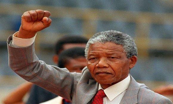 جنوب إفريقيا تخلد الذكرى المئوية لميلاد الزعيم الراحل المناهض للعنصرية نيلسون مانديلا