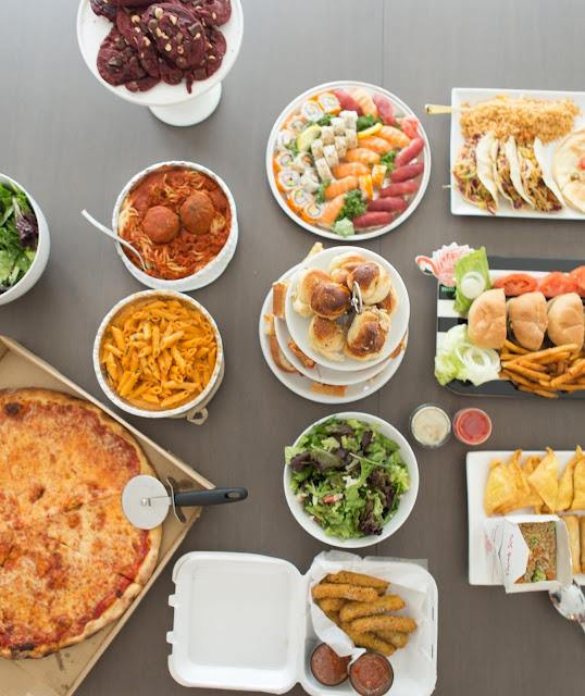 Grubhub Feast