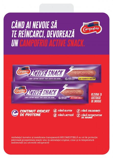 Promo Campofrio Active Snack
